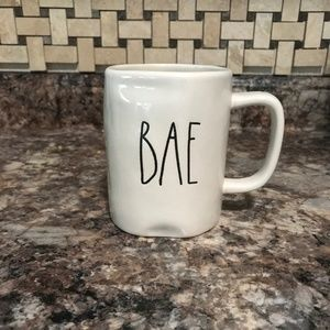"Rae Dunn ""Before Anyone Else"" BAE Mug NWOT"